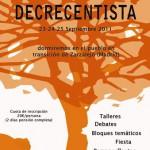 I Encuentro Decrecentista