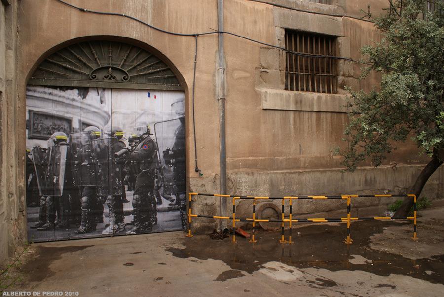 street art en latabacalera.net madrid