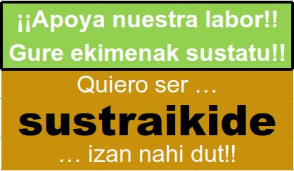 Apoyo / Laguntza