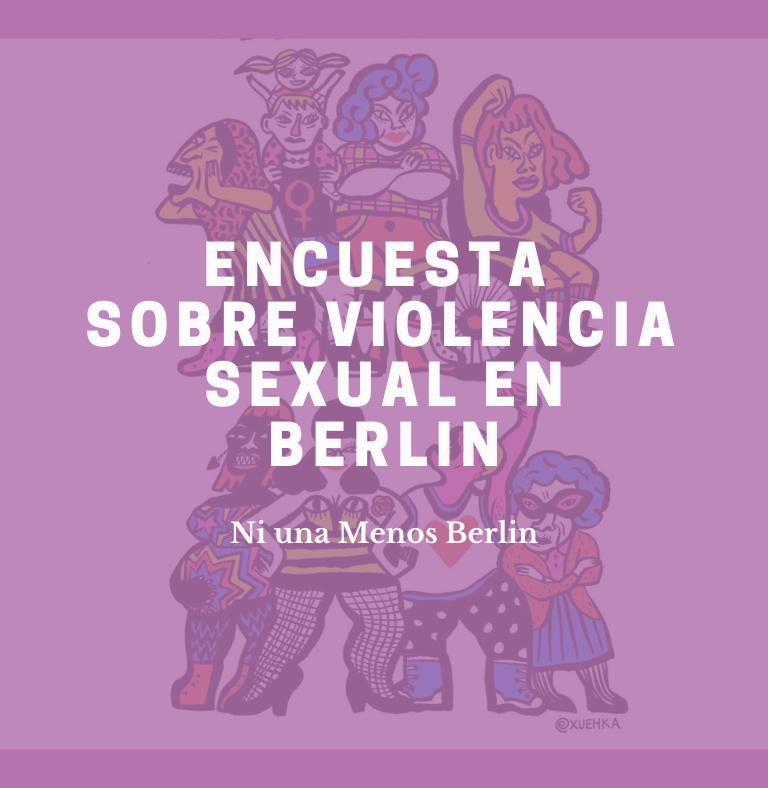 Encuesta – Violencia sexual en Berlín