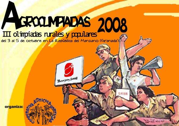 Agroolimpiadas 2008