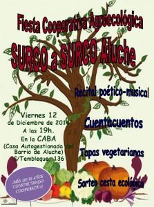 Cartel fiesta SAS dic14